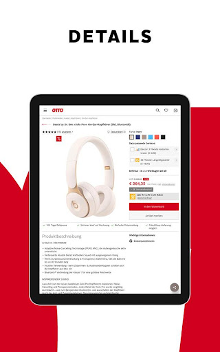 OTTO - Shopping für Elektronik, Möbel & Mode 9.13.0 screenshots 19