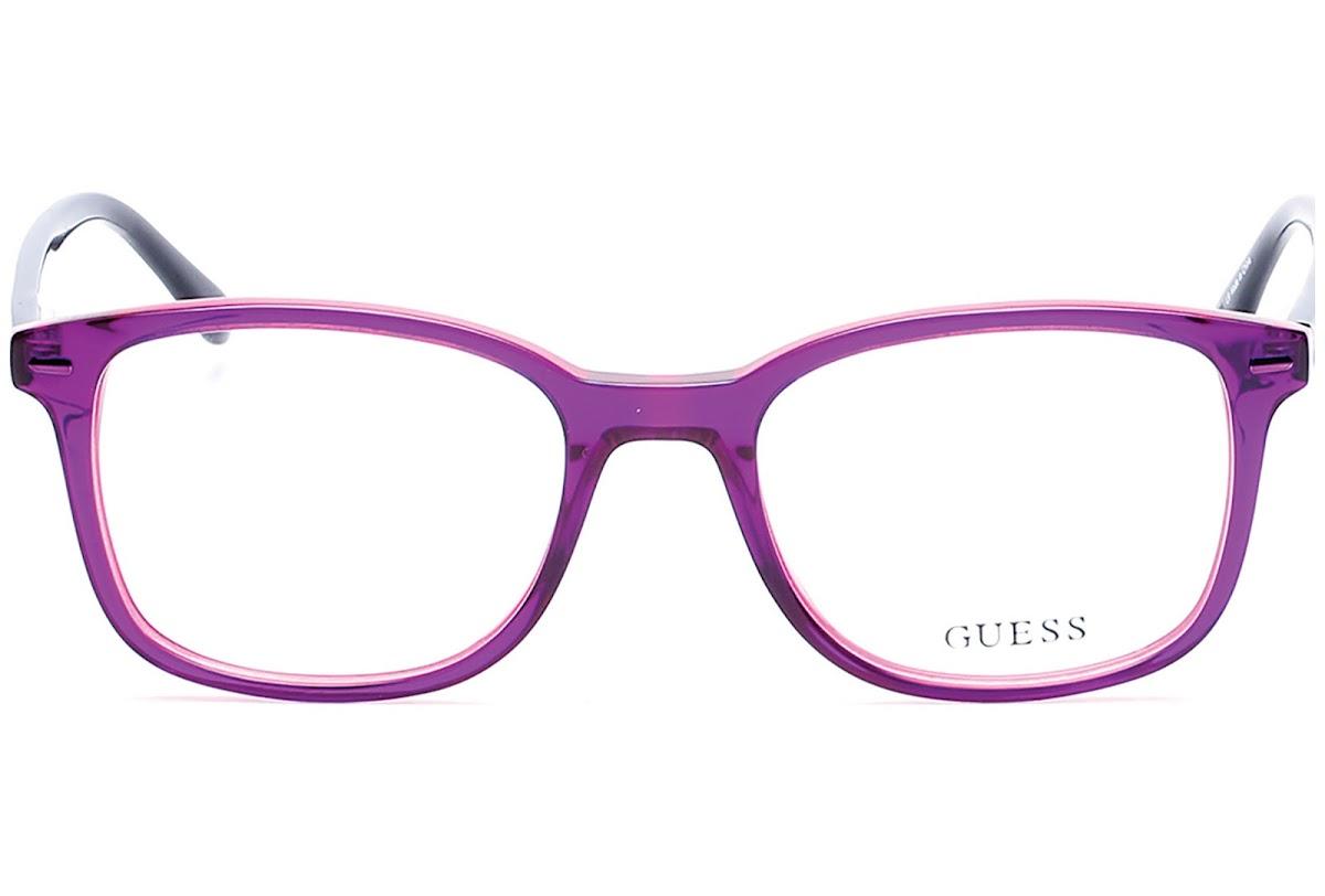 07d672b9f1077b Buy Guess GU2580 C51 081 (shiny violet   ) Frames   opti.fashion