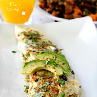 Egg White Omelet Salsa Recipes
