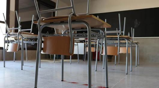 La tercera ola mantiene 64 aulas cerradas en la provincia