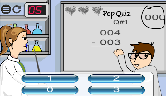 Kidz Maths - FREE Maths Quiz Game - náhled