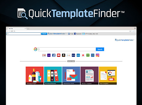 Printable Templates by QuickTemplateFinder