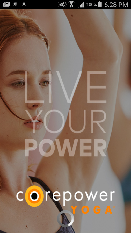 CorePower Yoga- screenshot