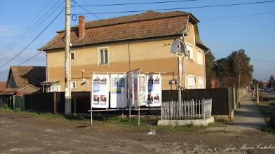 Photo: Str. Campiei la intersectie cu Str. Bercului - 2012.11.22