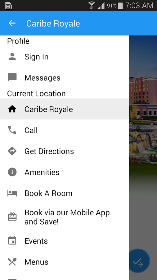 Caribe Royale- screenshot