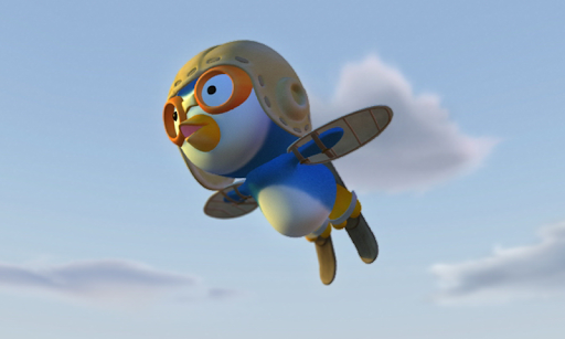 Pororo to the Cookie Castle