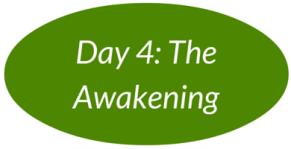 Day 4: The Awakening