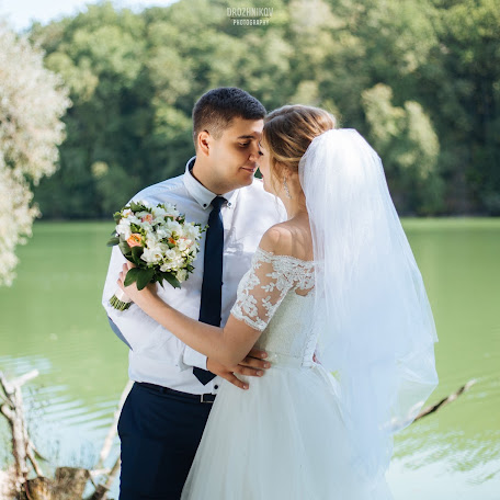 Wedding photographer Maksim Drozhnikov (MaximFoto). Photo of 01.01.2018
