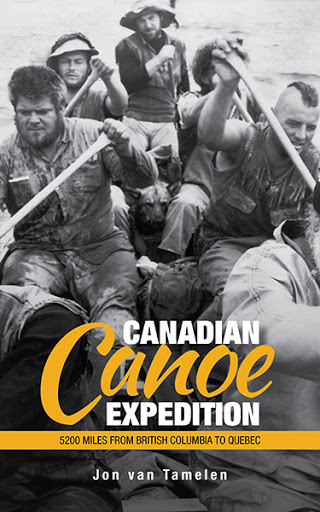 Canadian Canoe Expedition cover