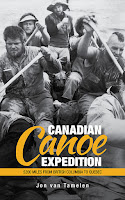 Canadian Canoe Expedition