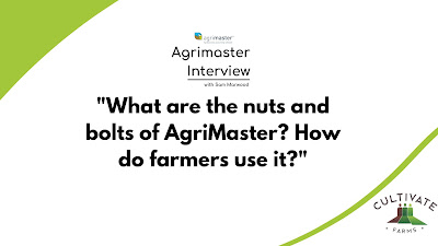 What are the nuts and bolts of Agrimaster? How do farmers use it?