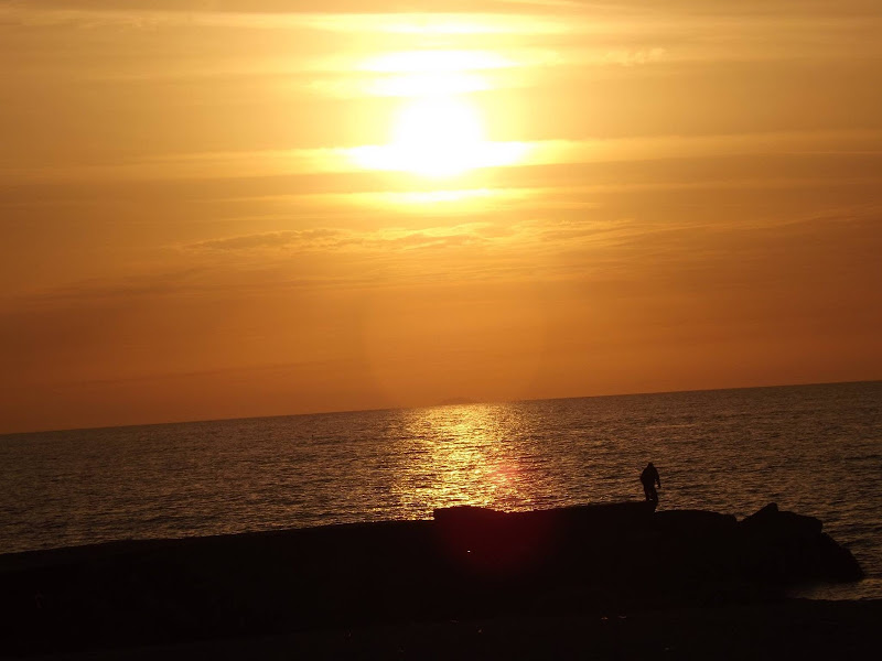 ammirando il tramonto  di sabinho92