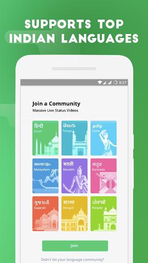 VidStatus app - Status Videos & Status Downloader 2.7.7 screenshots 3
