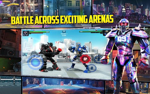 World Robot Boxing 2 Apk Mod Poder Infinito 9