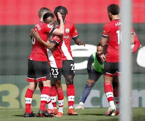 Southampton prend la mesure d'un Fulham résigné