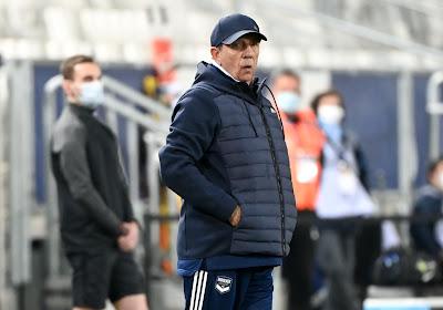 """L'entraîneur de Bordeaux s'emporte : """"On m'a menti"""""""