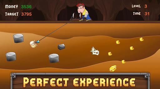 Télécharger Gold Miner APK MOD (Astuce) screenshots 2