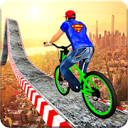 Impossible Track Cycle Master: BMX Stunts Racer