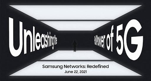 "Samsung Hosts Virtual Event ""Samsung Networks: Redefined"""