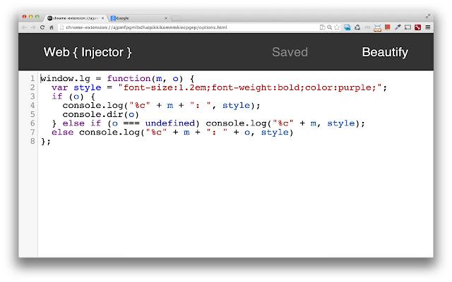 Web Injector
