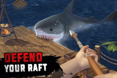Ocean Nomad: Survival Mod