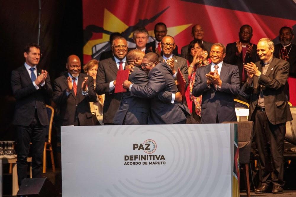 Mosambiekse regering en Renamo onderteken finale vredesverdrag