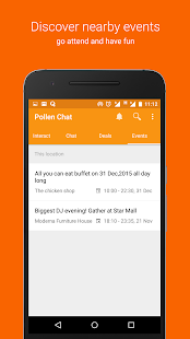 Pollen Chat- screenshot thumbnail