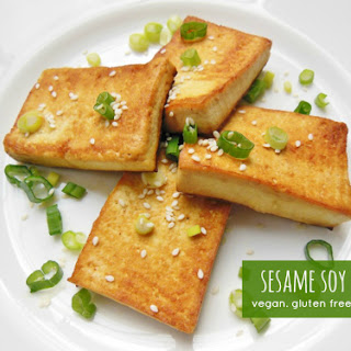 Sesame Soy Tofu