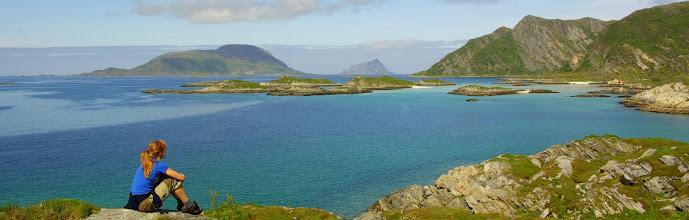 Photo: A coastline worth taking care of.