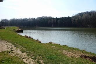Photo: Bohušov - rybník Pod hradem