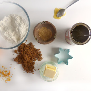Orange Zest Gingerbread