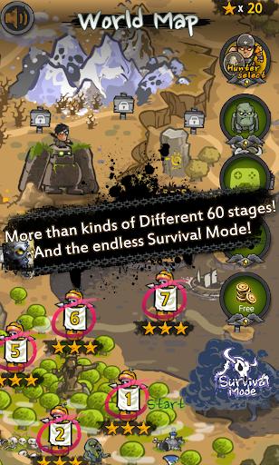 Zombie Hunter Breaker screenshot 5
