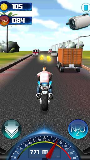 Driving Traffic Turbo Racing