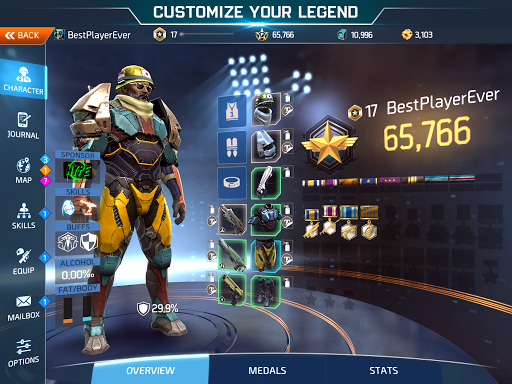 Shadowgun Legends 0.2.1 screenshots 20