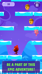 Piggy Run & Jump - Tilt Game screenshot 1