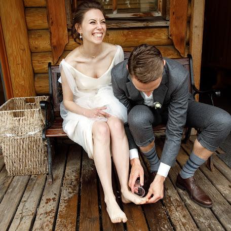 Wedding photographer Nazar Voyushin (NazarVoyushin). Photo of 18.02.2018