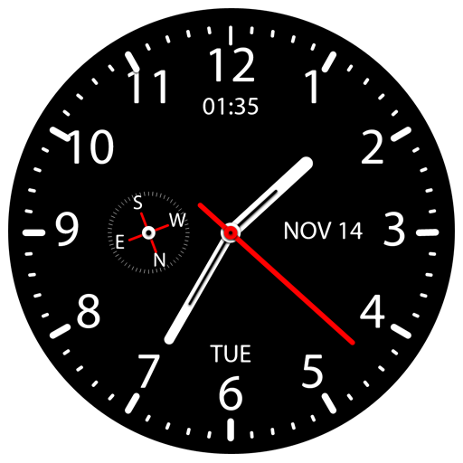 Clock Live Wallpaper file APK for Gaming PC/PS3/PS4 Smart TV