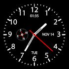 時計ライブ壁紙 icon