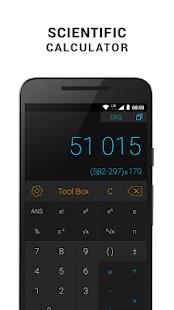 CalcKit : All-In-One Calculator & Unit Converter Screenshot