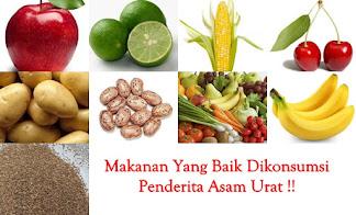 Buku Pedoman Kesehatan Diet Sehat Untuk Penderita Asam Urat