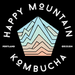 Happy Mountain Honeydew Melon Kombucha