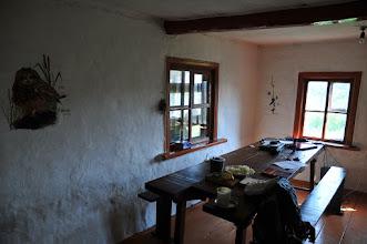 Photo: Столовая в дому - Salle de la maison C.OR.E.