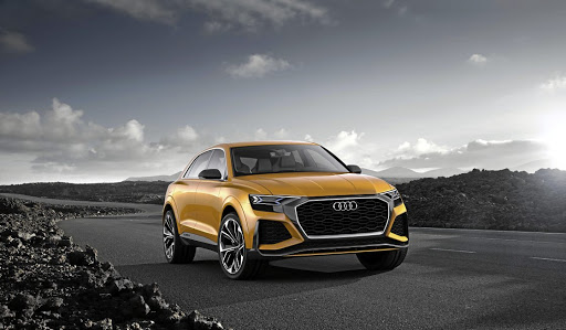 Audi will launch its Q8 as well as a Q4.  Picture: NEWSPRESS UK