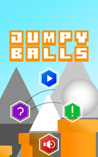 Jumpy Balls