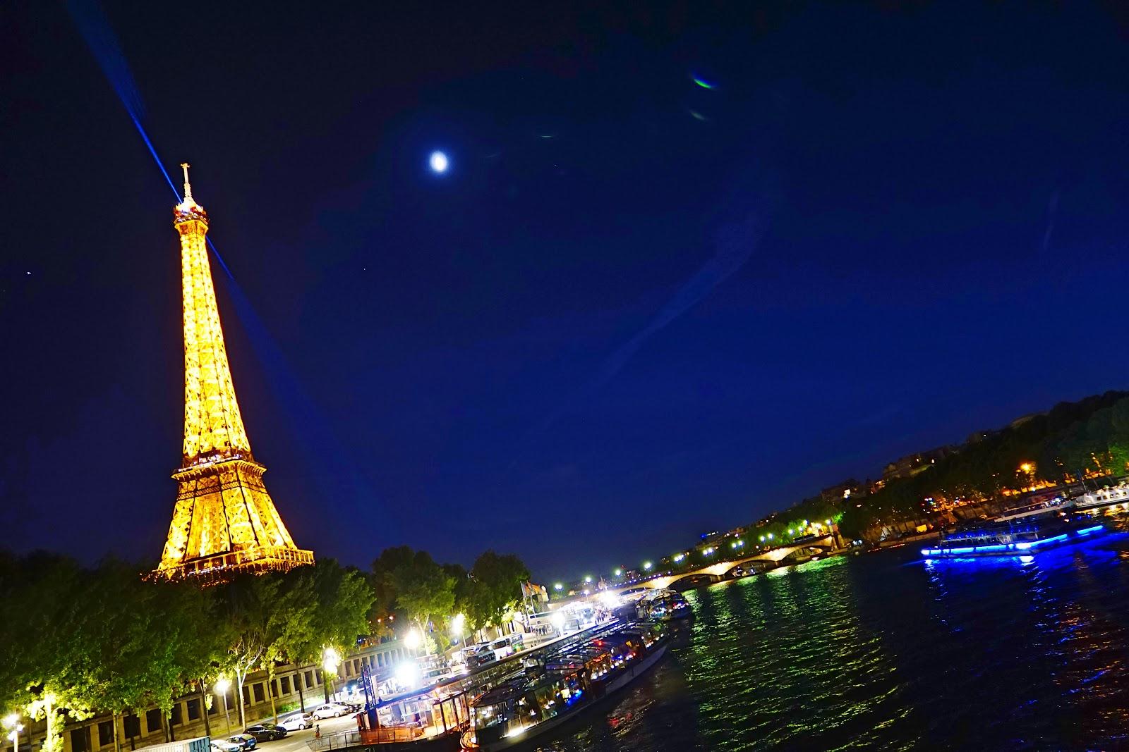 【法國】巴黎七天六夜遊 - 艾菲爾鐵塔白天黑夜的不同迷人風貌 @ 蹺班179(77&99) :: 痞客邦