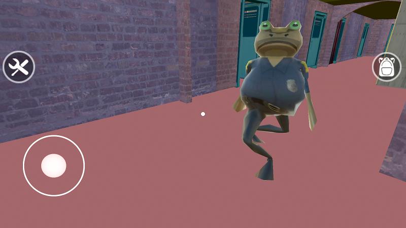 Scary Swat Frog Simulator Cheat APK MOD Download 1.1