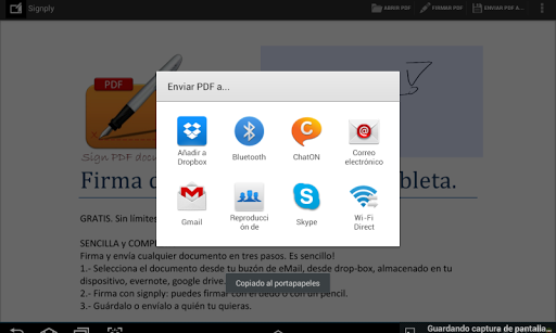 Handwritten PDF e-signatures screenshot 12