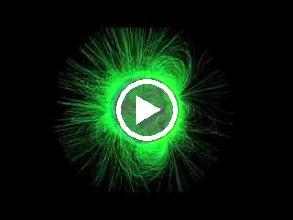 Video: เส้นแรงแม่เหล็กของคอโรนา (1.3 MB)