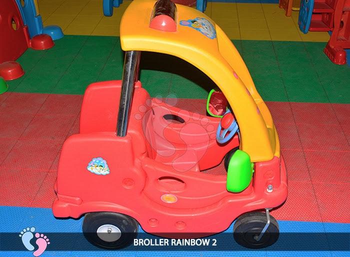 Xe chòi chân Broller Rainbow 2 5