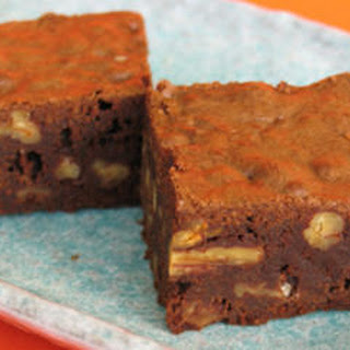 Charles Chocolates Pecan Brownies